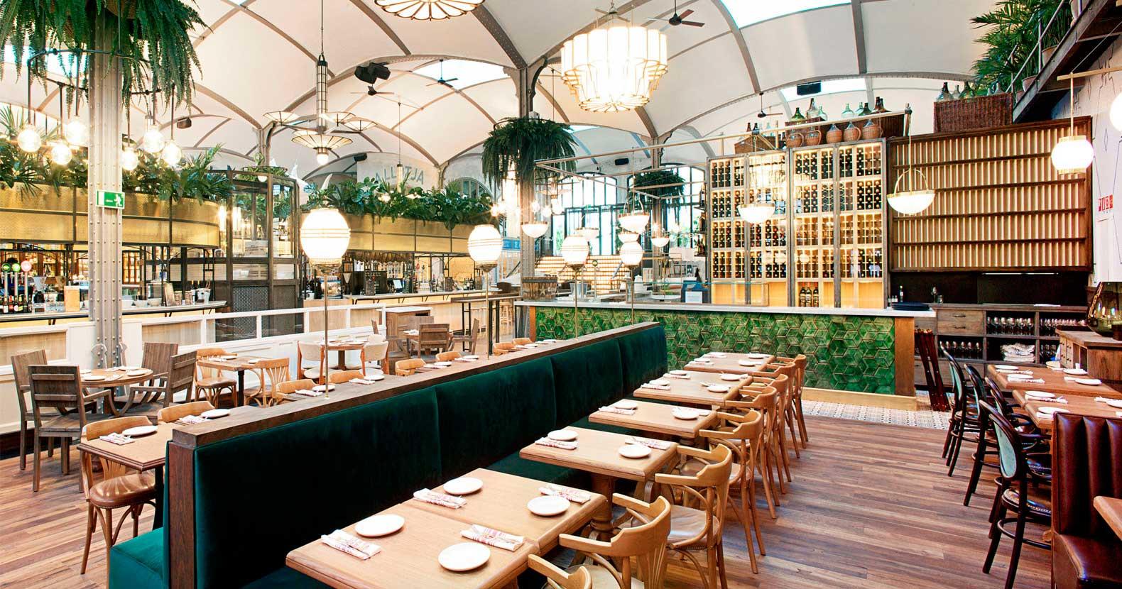 La taperia el nacional barcelona - Restaurantes passeig de gracia ...