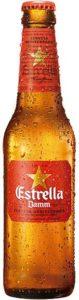 <p>Cerveza:</p><p>Estrella Damm</p>