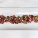 Receta: Ensalada de rosbif con tomates y rábano picante